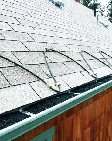 heated gutter cables erie pa